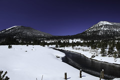 Picketts Junction (trifeman) Tags: march 2018 california carson 8889 spring sierra alpine pickett's eldorado enf usfs canon 7d snow river