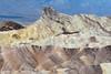 Zabriskie Point, Death Valley II (kkorsan) Tags: california deathvalley deathvalleynationalpark rockformations badlands furnacecreek desert unitedstates unitedstatesnationalparks travelphotography zabriskiepoint