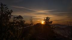 Morgenstunde (Sandsteiner) Tags: sunrise sonnenaufgang frühling ostern gohrisch papststein elbsandsteingebirge sandsteiner