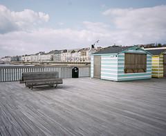 Hastings Pier #1 (@davidflem) Tags: hastings pier sussex mamiya7 65mm kodak portra400 120film 6x7 mediumformat filmphotography istillshootfilm