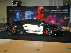 Miami Beach Police Lamborghini Huracan (Infinity & Beyond Photography) Tags: lamborghini huracan police car vehicle miamibeach exotic cars vehicles miami supercars exotics prestige