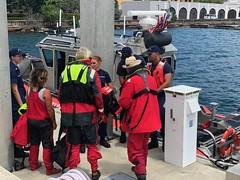 Coast Guard, International Rescue Centers, AMVER vessel rescue 3 in Atlantic Ocean (Coast Guard News) Tags: coastguard sectorsanjuan stationsanjuan swedish marshallisland desertisland puertorico sanjuan pr
