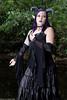 IMG_5282_DxO c (Annari du Plessis Photography) Tags: gothic fantasy elf horns mist temptressphoenix purplehair circlet portrait garden pond wood