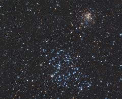 Open Cluster (Jaspal Chadha - London Astrophotography) Tags: astrophotography astromony astro astrodon apod aapod space science nasa news ioptroncem60 skyatnight sky deepspace diamonds stars ngc m35 cluster london essex astrometrydotnet:id=nova2505926 astrometrydotnet:status=solved