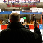 4e Trophée International du Grand Lion (short track), à la patinoire du Grand Belfort. thumbnail