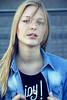 Ariana (Javier A. Rodríguez) Tags: model modelo fashion urban urbanwear portrait retrato girl young blonde jean blueeyes teen pretty face hair look