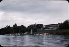 Winnipeg Canoe Club, 1959 (vintage.winnipeg) Tags: winnipeg manitoba canada vintage history historic sports