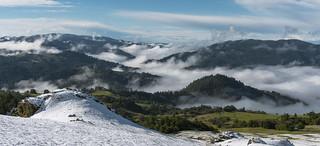 Snow Valley Fog