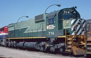714 - NORTH VAN MAY 7, 1988
