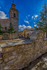 CASTELL DE CABRES (juan carlos luna monfort) Tags: pueblo baixmaestrat bajomaestrazgo iglesia plaza castellon castello hdr nikond7200 tokina1116 calma paz tranquilidad cieloazul nubes