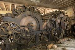 Celuan Mill 2018 (scrappy nw) Tags: celuanmill mill wales welsh weavingmill cottonmill wool spinningandweaving urbex ue urbanexploration urbanexploring uk machinery industrial interesting industry