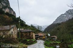 Pola de Somiedo (findefoto) Tags: d5300 nikon fotografia viajes pola somiedo montaña aldea nieve asturias