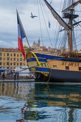 2018 04 14_L'Hermione_1743 (vmandyev) Tags: lhermione frigate frégate lafayette marseille