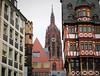 Frankfurt Old Town (Fernando Chesso) Tags: frankfurt germany deutschland frankfurtmain altstadt oldtown oldcity