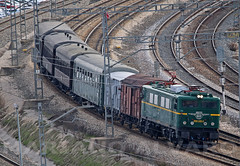 289.015 SC (Mariano Alvaro) Tags: tren fresa renfe 289 coches costas aranjuez madrid san cristobal vias