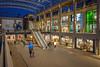 Westgate, Oxford (Geraldine Curtis) Tags: oxford westgate night escalator