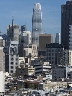 San Francisco from Russian Hill b20024n