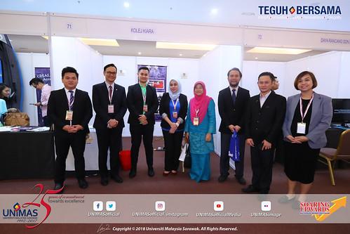 Majlis Perasmian Talent Recruitment And Career Exhibition - TRACE