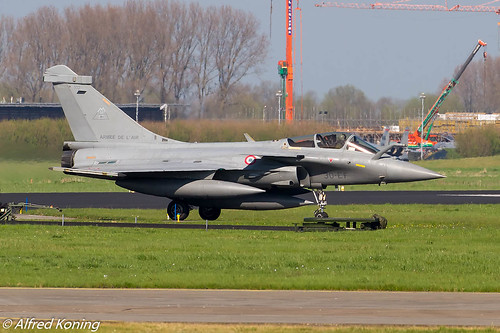 Rafale C, 102/30-EF, Frankrijk