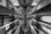 The Catholic Franciscan Church, Salzburg (jussitoivanen) Tags: church catholicalcathedral cathedral blackwhite blackwhitephotos blackandwhite blacknwhite blancnoir blancetnoir noiretblanc architecture arkkitehtuuri schwarzweiss monochrome monochromatic canon