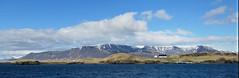 Reykjavík (Ásmundur H) Tags: viðey esja reykjavík iceland