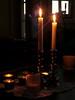 WeekendMemories (evakongshavn) Tags: light litbycandlelight candles candle candlelight yellow flame goodmemories memories friendship atmosphere mood moody