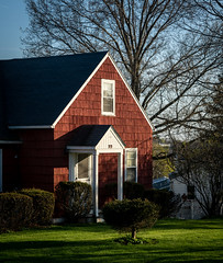 House, Middletown, New York (nsandin88) Tags: canonl sunset a7rii house sonya7rii sony canon canonlens suburban