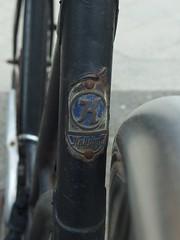 Kalkhoff (mkorsakov) Tags: dortmund city innenstadt fahrrad bike bicycle retro vintage kalkhoff rost rust