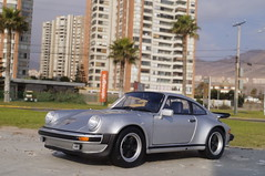 1974 Porsche 911 Turbo 3.0 1/24 diecast made by Welly (rigavimon) Tags: diecast miniaturas 124 autosaescala miniature porsche 911 welly almagro