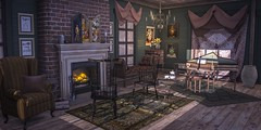 Country Style (Noco's Pics) Tags: fapple trompeloeil fancydecor thevordun whatnext noblecreations theory applefall secondlife dustbunny