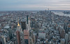 Looking down (rodgersam) Tags: nyc newyorkcity newyork manhattan lowermanhattan chelsea empirestatebuilding hudsonriver skyscrapers