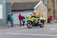EMS motorbike (barronr) Tags: ems england knaresborough medical rkabworks tourdeyorkshire yorkshire bathgatephotographer cycling motorbike race
