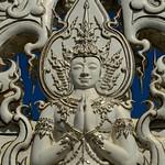 Wat Rong Khun - Details
