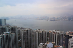 Hong Kong (Terry Hassan) Tags: hongkong hotel building architecture modern skyscraper flats apartment penthouse view panorama victoriaharbour sea kowloon