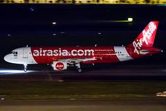 Thai AirAsia Airbus A320-216 HS-ABP (Mark Harris photography) Tags: spotting plane aviation canon a320 wsss changi