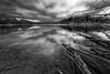 IMG_9745 (Calabrones) Tags: kiesgrube kirchheim see wolken spiegelung weiher umlandmünchen landkreismünchen
