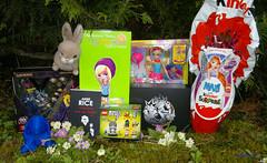 Easter 2018 (Mεgαrα ¹⁸⁵ ♑) Tags: kinder winx bunny tangkou barbie doll lego yu gi oh