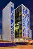 The Bacardi Tower Building, 2100 Biscayne Boulevard, Miami, Florida, USA / Built: 1963 / Architect: Enrique Gutierrez  / Height: 90.93 ft / Floors: 8 / Architectural Style: MiMo (Jorge Marco Molina) Tags: thebacardibuilding 2100biscayneboulevard miami florida usa built1963 enriquegutierrez mimo miamibeach miamigardens northmiamibeach northmiami miamishores cityscape city urban downtown density skyline skyscraper building highrise architecture centralbusinessdistrict miamidadecounty southflorida biscaynebay cosmopolitan metropolis metropolitan metro commercialproperty sunshinestate realestate tallbuilding midtownmiami commercialdistrict commercialoffice wynwoodedgewater residentialcondominium dodgeisland brickellkey southbeach portmiami sobe brickellfinancialdistrict keybiscayne artdeco museumpark brickell historicalsite miamiriver brickellavenuebridge gutierrezlatimercsp