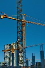 East Village Cranes (Bracus Triticum) Tags: construction east village cranes calgary カルガリー アルバータ州 alberta canada カナダ 12月 december winter 2017 平成29年 じゅうにがつ 十二月 jūnigatsu 師走 shiwasu priestsrun