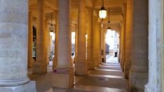 580 Paris en Février 2018 - les colonnes du Palais Royal (paspog) Tags: paris france palaisroyal février februar february 2018 colonnes