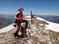 7/4/18 - Monte Rotella (2129 m) e Cima della Fossa (1990 m), Parco Nazionale della Majella, da Pescocostanzo (AQ) (riky.prof) Tags: rikyprof escursionismo trekking hiking senderismo wanderung wanderungen walking snowshoeing montagna montagne mountain mountains mountaineering montaña montañas berg italia italy italien outdoor all'aperto sport hike hikes hiker hiked rampone ramponi crampon crampons neve snow nieve schnee pescocostanzo monterotella vallefura cimadellafossa parconazionaledellamajella parcomajella majella