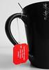 Thé (Audrey Abbès Photography ॐ) Tags: tasse thé audreyabbès noir blanc noiretblanc nb message rouge coeur mug