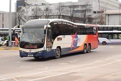 SF 54143 @ Glasgow Buchanan Street bus station (ianjpoole) Tags: stagecoach fife volvo b13rt plaxton elite yx63ney 54143 glasgow buchanan street bus station