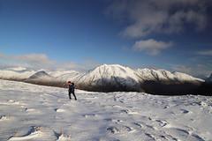 Meall Mor Views (Russell-Davies) Tags: highlands uk scotland glencoe ballachulish aonacheagach lochaber winter hiking canon 6dmkii portrait meallmor