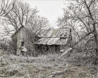 Original 1835 Ranch Homestead
