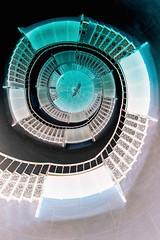 _GPH9350_granitz (gherm-fotoart) Tags: treppe wendeltreppe schloss jagdschloss granitz grafisch grün braun weiss