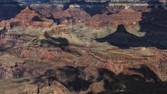 Grand Canyon Shadows (Kyle French) Tags: grand canyon arizona landscape landscapes desert clouds az national park colorado river