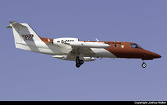 DRF Luftrettung Learjet 35A D-CCCB @ Lanzarote/Arrecife Airport (GCRR/ACE) (Joshua_Risker) Tags: lanzarote arrecife gcrr ace canary islands islas canarias airport plane planes planespotting aviation avgeek drf luftrettung learjet 35 35a lj35 ambulance dcccb