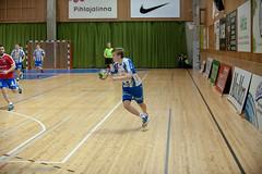 Dicken - BK46 2/2 (MSM) (aixcracker) Tags: handball handboll käsipallo dicken helsinki helsingfors suomi finland bk46 karis karjaa sport sports urheilu team lag joukkue nikond3 iso3200 april huhtikuu msm semifinal semifinaali