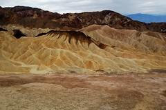 Valle de la Muerte (Enrica F) Tags: deathvalley california nevada usa nikon zabriskie landscape